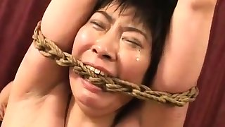 Japanese Hardcore BDSM with the addition of Amulet Sex