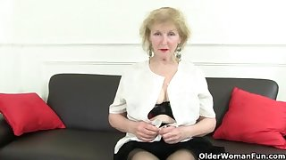 My favourite grandmas from a difficulty UK part twosome