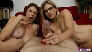 Mother And Daughter In A Lesbian Play,  - cory chase