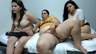 Venezuelan Midwifes Show Very Hot Underwears