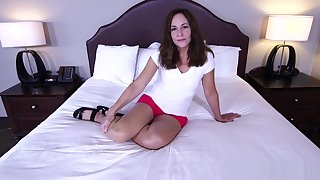 Minnie MP 46 hairy squirt