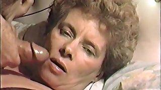 vhs porno of a hot mature milf wife facefuck jizz facial