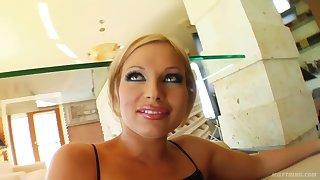 Chesty Stepmom Sylvia-Laurent Fucking Cool Hot Son