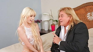 DADDY4K. Bride cheats on her groom with old man at the wedding